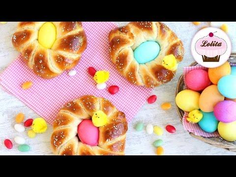 Pan italiano de Pascua | Como hacer monas de pascua | Dulce de semana santa