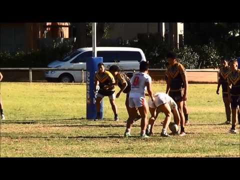 Earlwood Saints Highlights 2014 U'17(ii) with Laurie Daley message