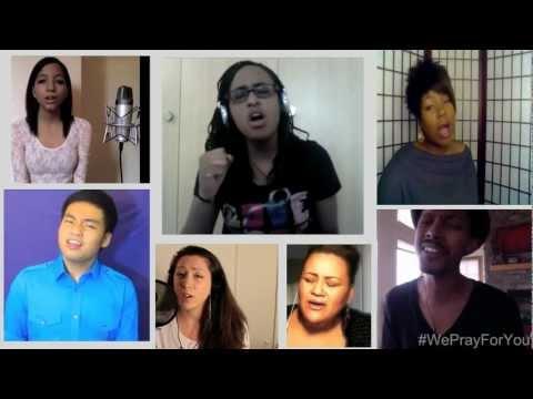 We Pray For You (Original song) Japan Tsunami Tribute -55 youtubers edition