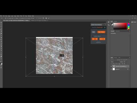 How To Create Seamless Texture Automatic In Photoshop By Free Plugin