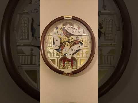 Seiko Music Clock