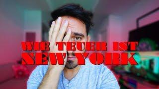 LEBEN IN NEW YORK KOSTEN