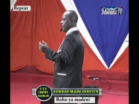 Apostle Musili on Dealing With Financial Setback (Operation Maliza Roho Ya Madeni 2017)
