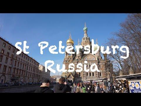 EXPLORE ST PETERSBURG RUSSIA : ART & BEAUTY | Sony A5000