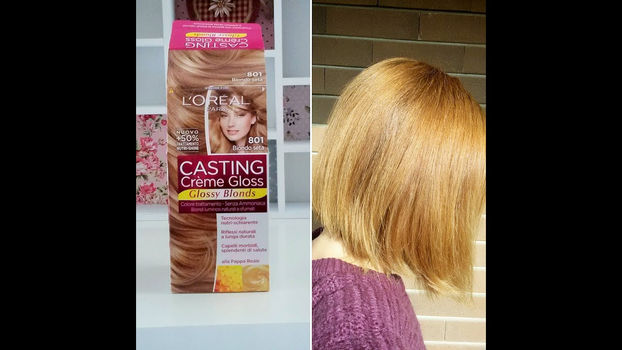 casting creme gloss shades