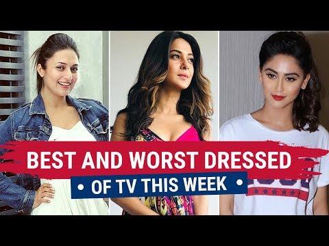 Jennifer Winget, Hina Khan, Karishma Tanna,: TV's Best and Worst Dressed of the Week
