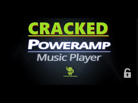 Poweramp Music Player Full Version CRACKED (**NO ROOT**)