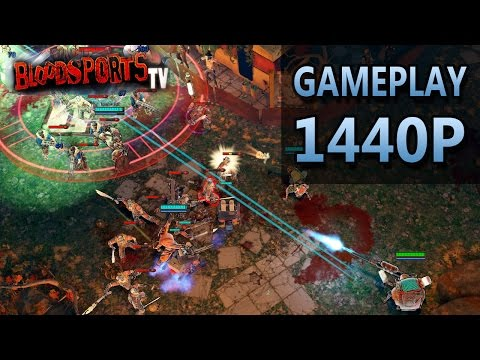Bloodsports.TV | PC Gameplay | 1440P / 2K |