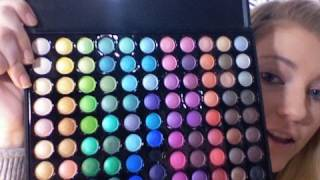One of Elle Fowler's most viewed videos: Basic Makeup for Beginners using Coastal Scents 88 Palette