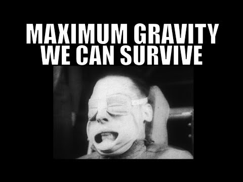 What's the Maximum Gravity We Could Survive on Another Planet?
