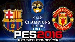 PES 2016 Champions League Final (Xbox360/PS3)