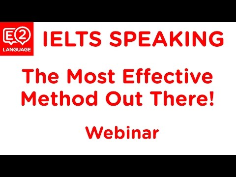 IELTS Speaking Part 2 - The MOST Effective Method Out There!