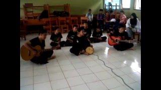 SC GROUP~ManukDadali& InsyaAllah Maher zain (cover Bahasa Sunda)#SMPN 1 CANGKUANG#SALAPANJE