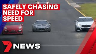 Secure Open Racing Track For Speedy Sydney Drivers 7NEWS