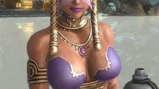 Repeat youtube video Sexy geisha hot tub scene in Asura's Wrath (Mature only 1080p)