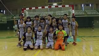 小学生ハンドボールU 12大会 千葉県決勝戦 2019