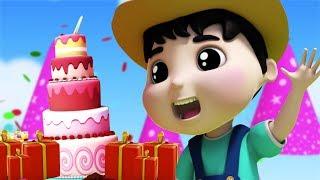 Selamat Hari Lahir lagu | parti sajak | Kanak-kanak Lagu | Birthday Party Song | Happy Birthday Song
