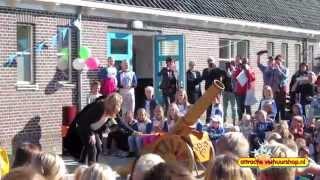 Opening Pater Jan Smitschool   Attractie Verhuurshop.nl