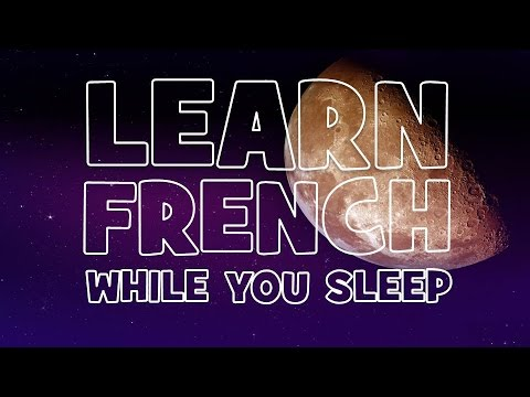 LEARN FRENCH WHILE YOU SLEEP # NIGHT 1