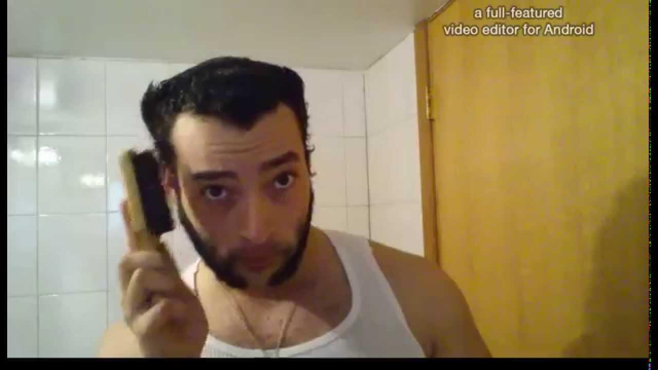 Wolverine Hair And Beard Tutorial YouTube