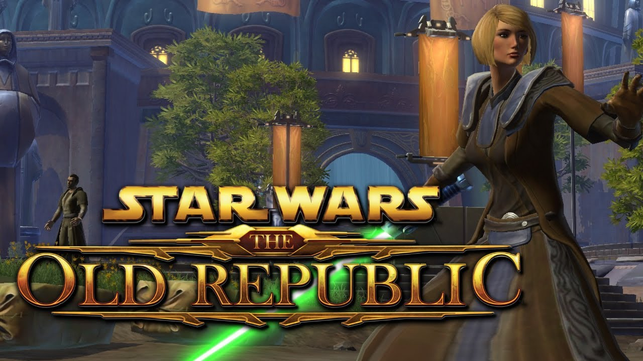 Star Wars: The Old Republic - Jedi Consular PvP - YouTube