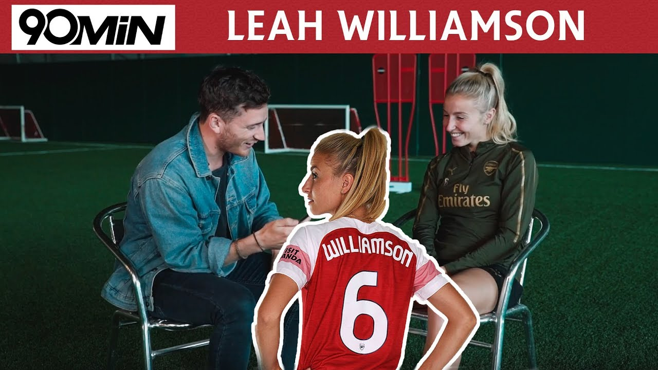 Youtube Leah Williamson nude photos 2019