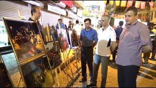 Midyat'ta 15 Temmuz Fotoğraf Sergisi Açıldı