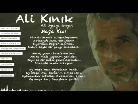 Ali Kınık - Maça Kızı ( Official Lyric Video )