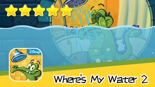Where's My Water? 2 Level26 Rise and Fall of the Green Empire Walkthrough New Game Plus Recommend in
