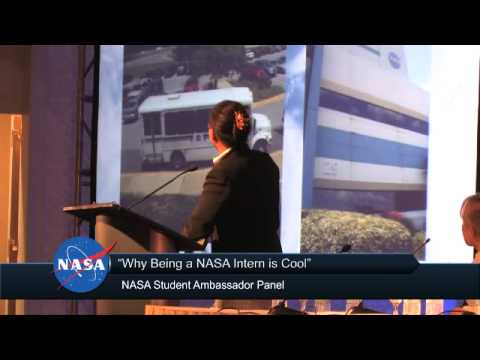 Why Being a NASA Intern is Cool
