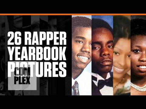 26 Rapper Yearbook Pictures | Complex
