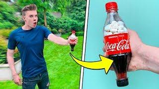 niemoliwe life hacki z coca col eksperymenty