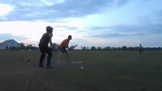 бейсбол нарезка отбивающих