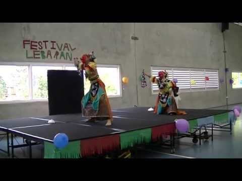 Tari Topeng Betawi - Mask Dance #3 by Vila & Vasha Sudarjanto