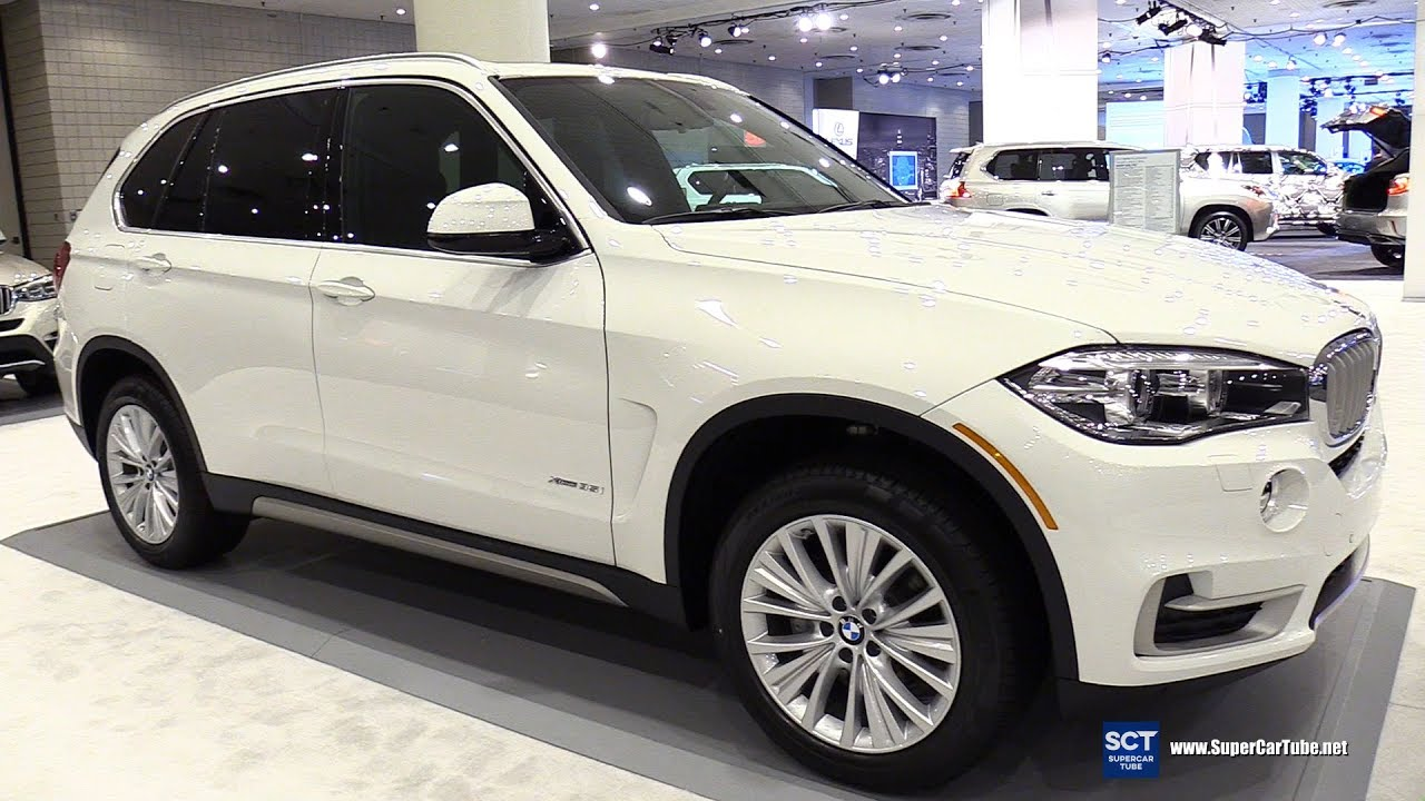 2017 Bmw X5 Xdrive35i Exterior And Interior Walkaround 2017 New