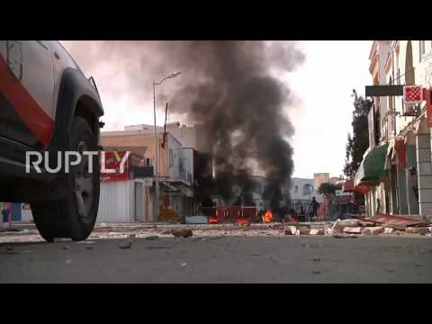 Tunisia: Clashes break out after Libya shuts down border trade