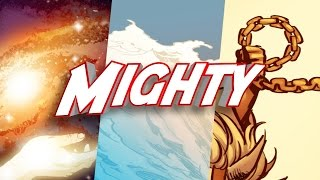 Beckah Shae - Mighty (Official Lyric Video)