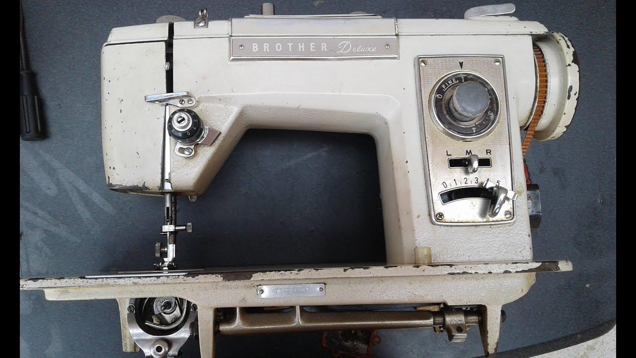 Como Arreglar Una Maquina De Coser Brother - Cosas Calientes