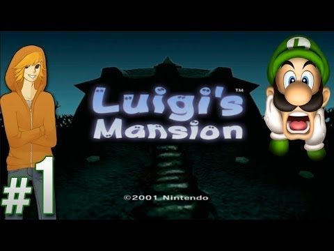 Luigi's Mansion - Grand Prize! | PART 1 | ScykohPlays