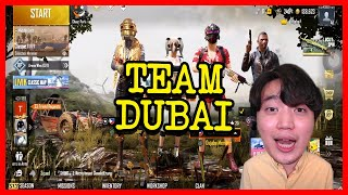 Playing PUBG Mobile with OFWs in Dubai