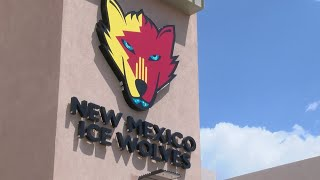 New Mexico Ice Wolves host first home game