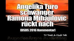 Angelika Turo schwanger Ramona Mihajilovic rückt nach [DSDS 2016 Kommentar]