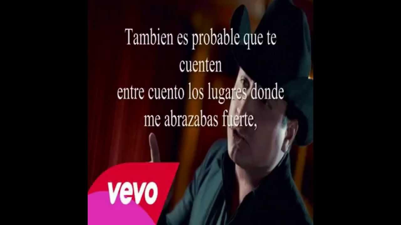 Julion Alvarez Y Su Norteño Banda El Amor De Su Vida Letra Youtube