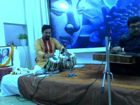 Raga Maru Bihag in Chaturangui(Indian Slide Guitar) by Somranjan Chakraborty part 1