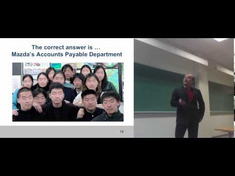 Business Process Management Course - Lecture 1: Introduction to BPM