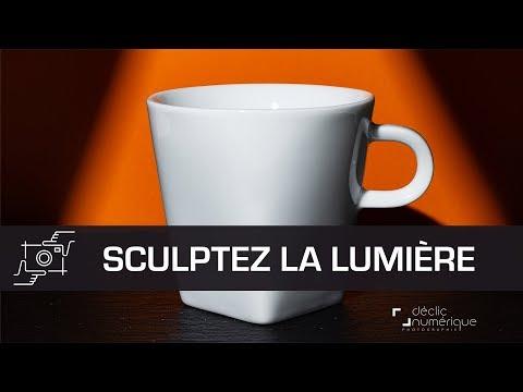 Tuto photo : Sculptez la lumière