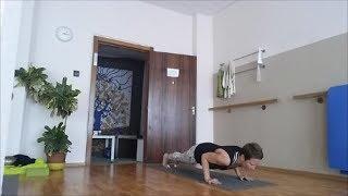60 perces dinamikus erősítő jóga