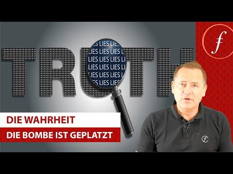 Die Wahrheit - Die Bombe ist geplatzt!