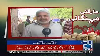 Inflation Affects Business Community | 24 News HD