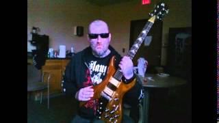 Nocturnal fear audio interview 8/5/2014 (Chris Slavehunter)
